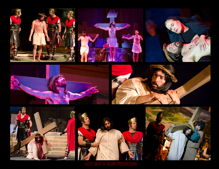 "Saint Paul the Apostle's ""Way of the Cross"" Production"